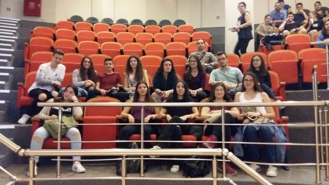 Εκδήλωση στην Τεχνόπολη του Δήμου Αθηναίων στο Γκάζι