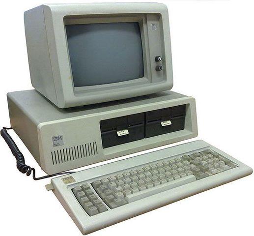 Компьютер IBM PC