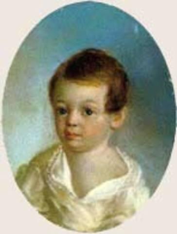 Родился Пушкин в Москве