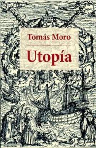 Utopía-Tomas Moro