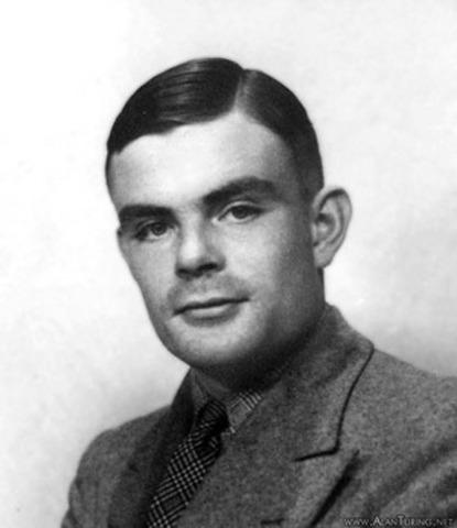 Autocode - Alick Glennie after Alan Turing