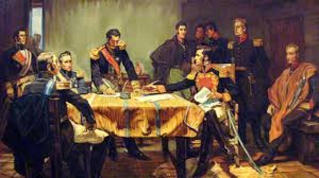 DECRETO DEL 20 DE MAYO DE 1820