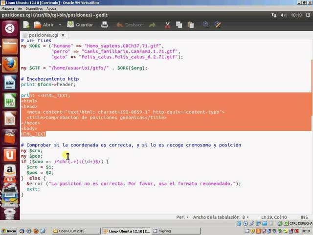 Lenguaje De Programación Perl