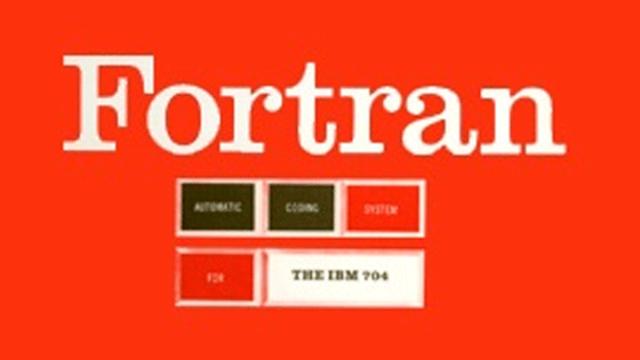 Lenguaje FORTRAN (FORmula TRANslator)