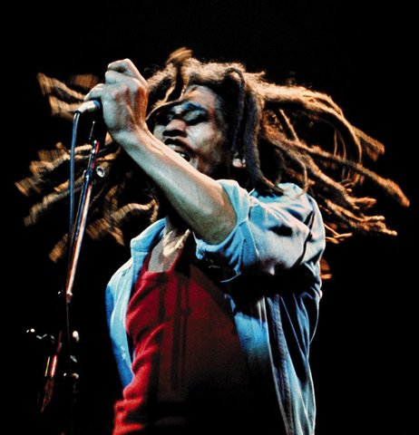 This history is about Bob Marley's life
