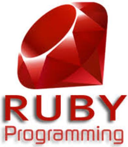 Lenguaje Ruby.