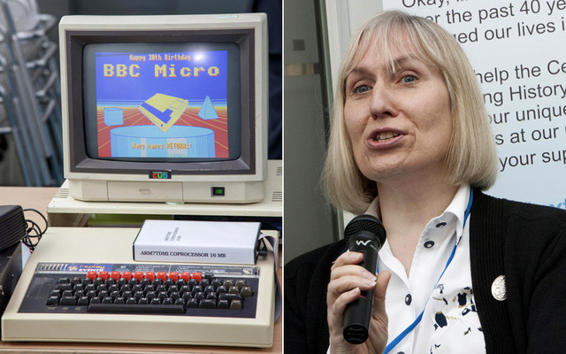 BBC BASIC - Acorn Computers, Sophie Wilson