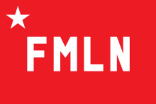 Se funda el partido FMLN