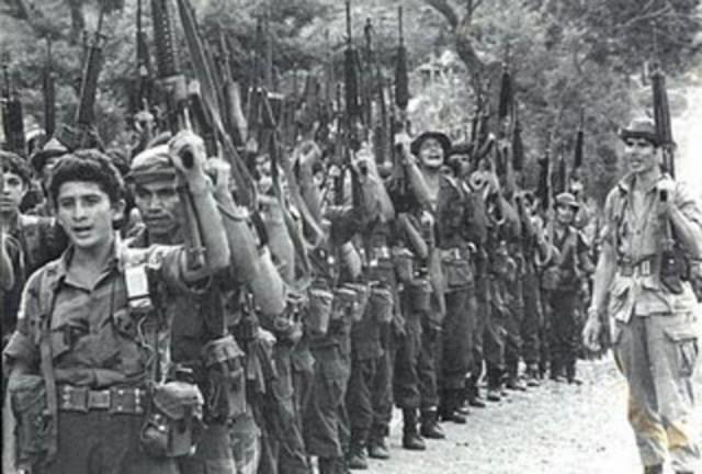 La ofensiva general de 1981