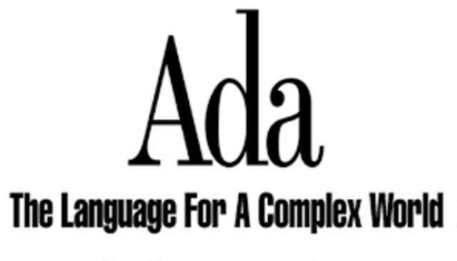 Inicio del lenguaje ADA