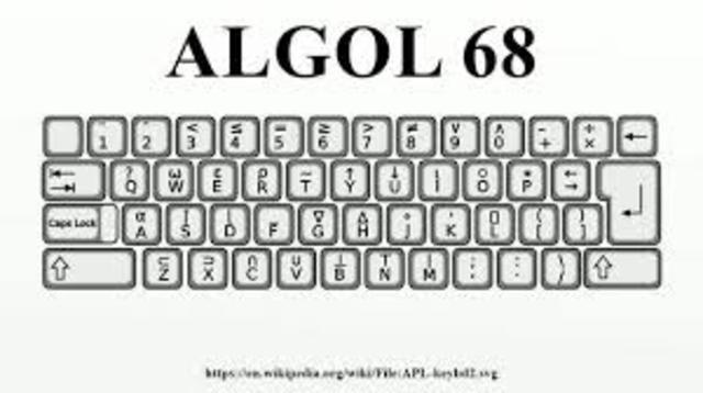 Lenguaje ALGOL 68
