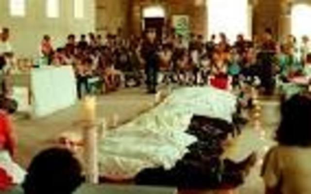 Masacre en Cantón El Zapote
