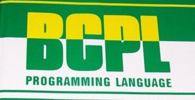 Lenguaje de programación BCPL.