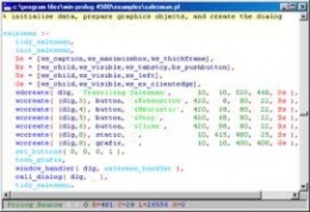 Lenguaje de Programación PROLOG.