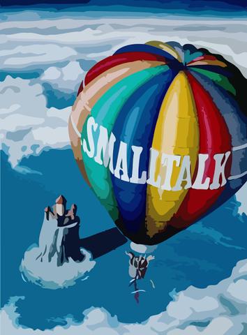 Lenguaje de programación Smalltalk.