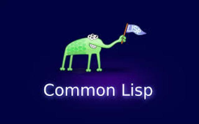 Lenguaje COMMON LISP