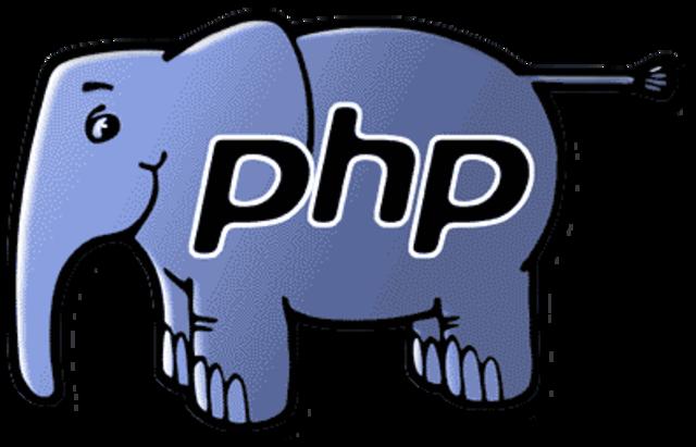 Lenguaje de programación PHP.
