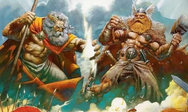 Mitologia grega - A Origem