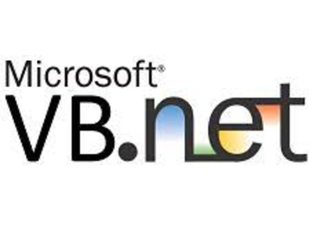 Lenguaje VISUAL BASIC.NET