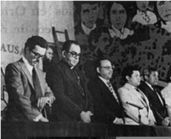FMLN SE COMPROMETE EN GINEBRA, SUIZA, ANTE EL SECRETARIO GENERAL DE LA ONU