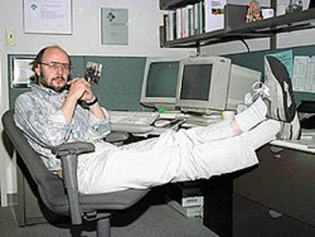 Bjarne Stroustrup