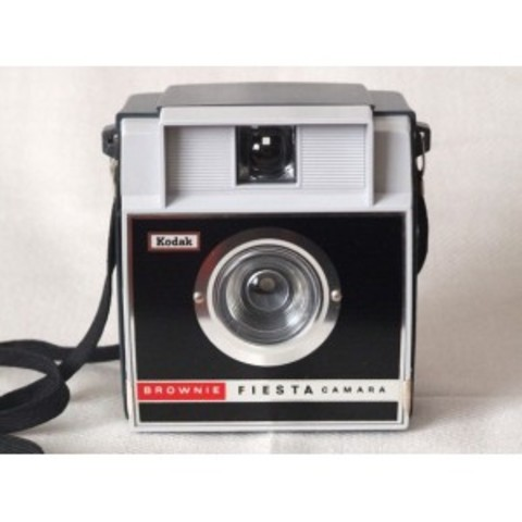 Kodak lanza su cámara Brownie