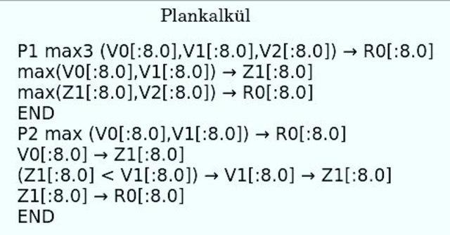 Plankalkül, primer lenguaje de programación de alto nivel