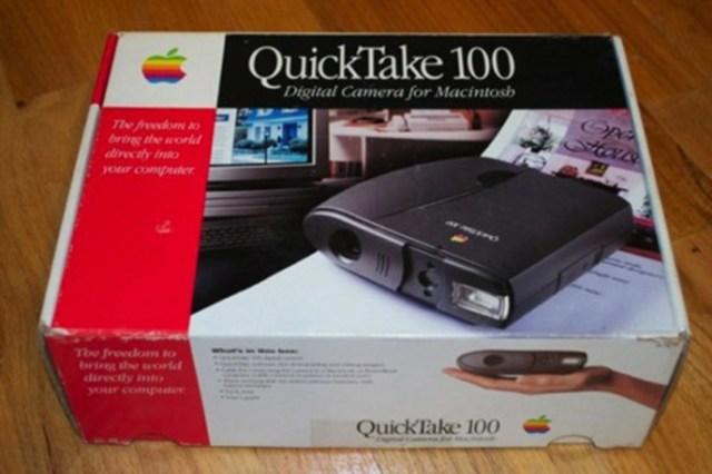 La Apple Quicktake 100