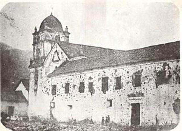 Guerra Civil Colombiana-