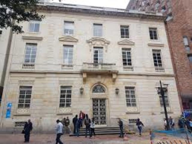 Restauracion de la Facultad de Jurisprudencia.