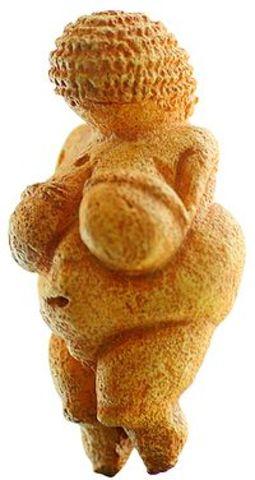 Vênus de Willendorf.