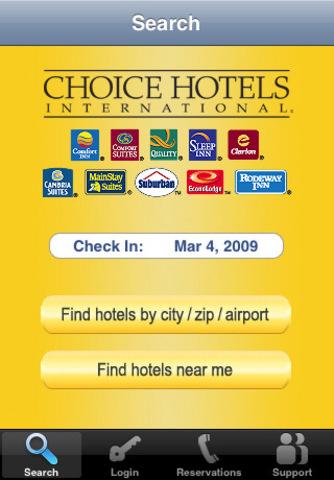 Choice Hotels Locator