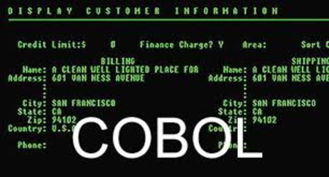 COBOL (COmmon Business-Oriented)