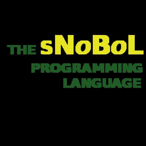 SNOBOL (StriNg Oriented symBOlic Language)