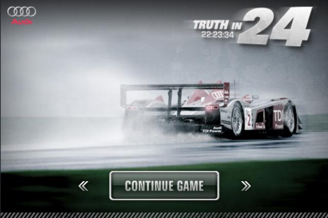 Audi: Truth in 24