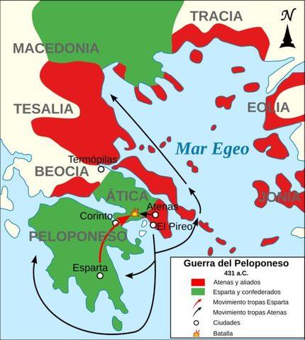Guerres del Pelòpones