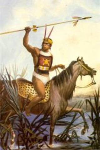 Charrúas y otras tribus