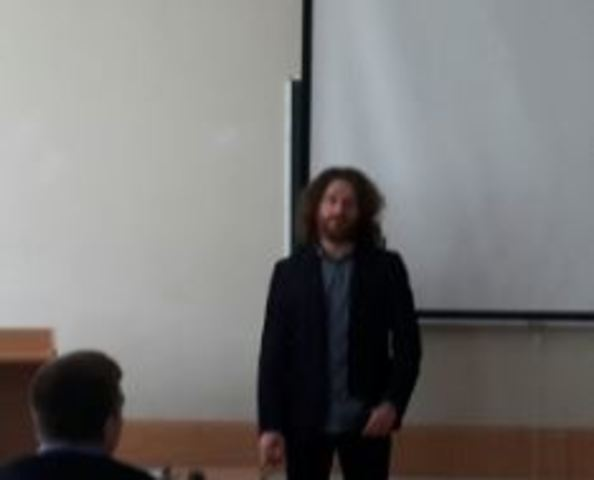 Dnipro: 12.40 Shakespeare Translating Contest Among University Students