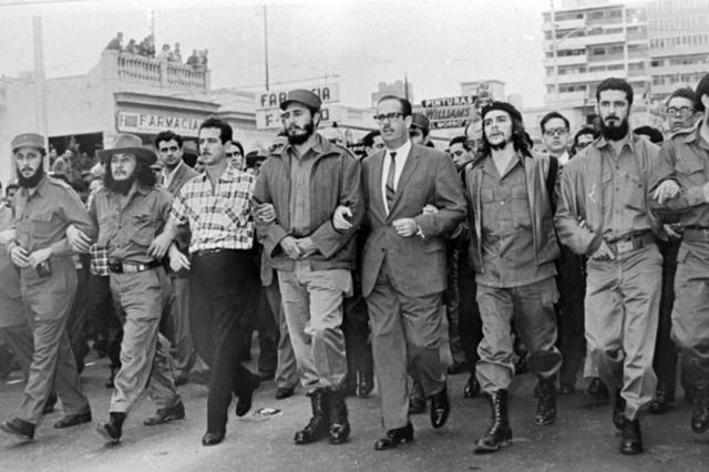 Crisis de los misiles en Cuba:Revolución Cubana