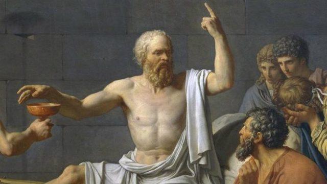 Sócrates, gran maestro educador