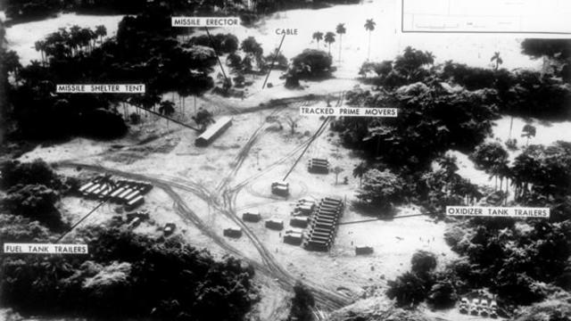 Crisis de los misiles en Cuba:Misiles en Cuba