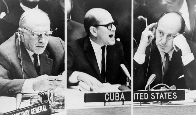 Crisis de los misiles en Cuba:Avance de la crisis de los misiles