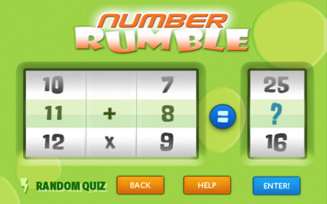 LeapFrog: Number Rumble