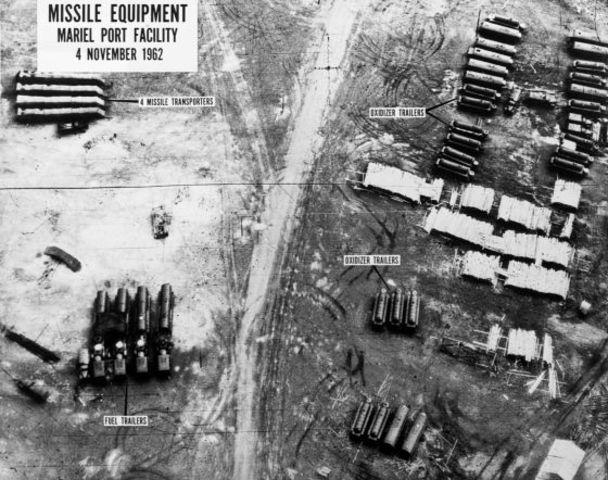 Crisis de los misiles en Cuba:Incidente del piloto americano