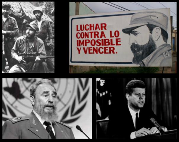 Crisis de los misiles en Cuba:Retiro del bloqueo americano
