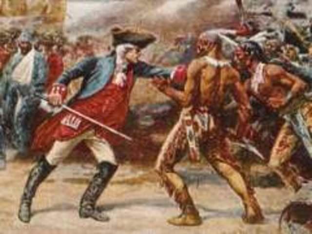 French & Indian War Begins