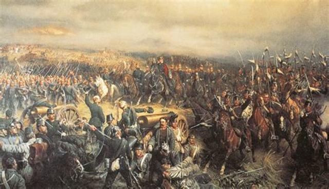 Guerra contro Austria e Prussia
