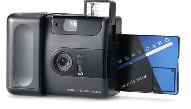 primer cámara digital