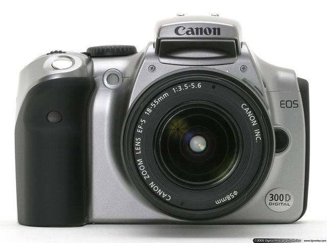 Canon Rebel 300D