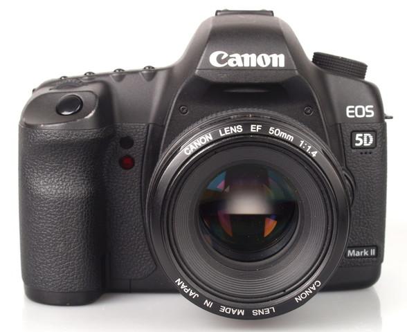 Canon Eos Mark II, la cámara total